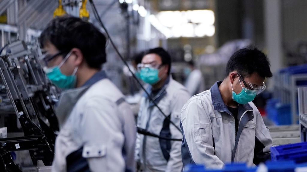 Đèn sáng mà không có người - các công ty Trung Quốc giả vờ hồi phục thế nào?