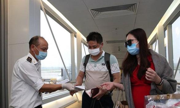 Việt Nam ghi nhận ca COVID-19 thứ 39, liên quan khách đi chuyến bay VN0054