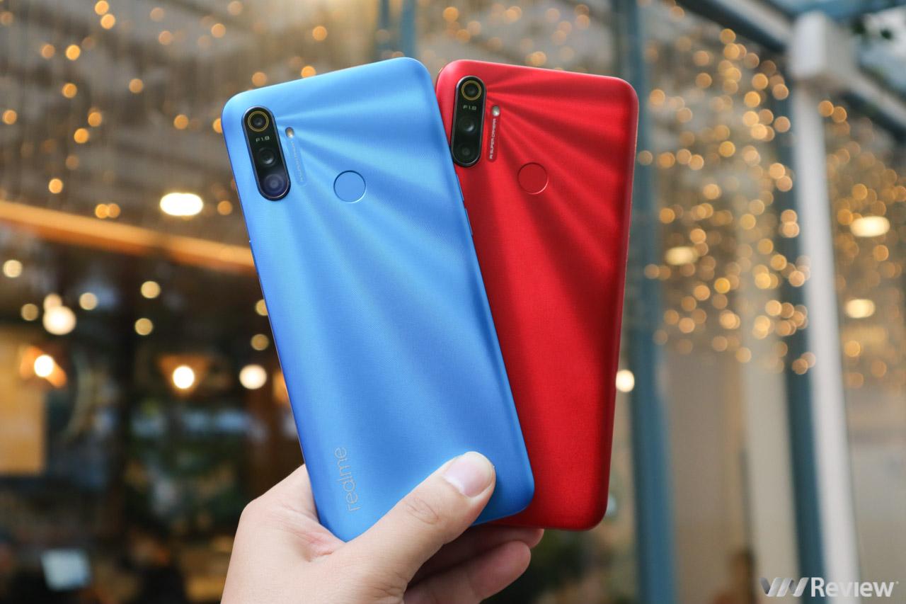 4 smartphone dưới 3 triệu hấp dẫn nhờ pin trâu, cấu hình tốt