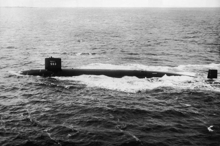 Hải quân Mỹ sẽ phải tiết lộ nguyên nhân tàu ngầm hạt nhân USS Thresher bị đắm