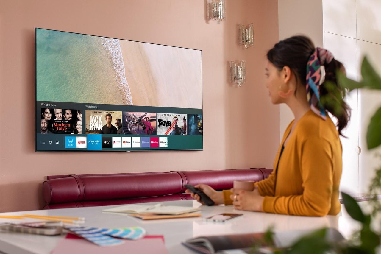 Samsung ra mắt loạt TV QLED 4K và Crystal UHD 4K 2020 tại Việt Nam, giá cao nhất gần 120 triệu đồng