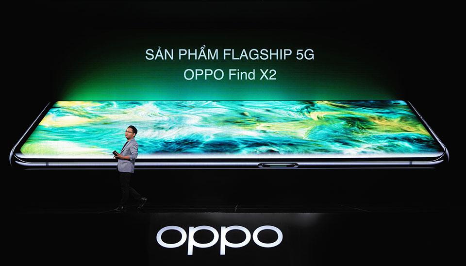 Oppo công bố bán Find X2 ở Việt Nam: giá 23,9 triệu đồng, lên kệ từ 1/4