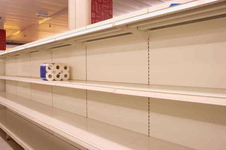 Vì sao người Mỹ đổ xô đi mua giấy vệ sinh để tích trữ mùa dịch Covid-19?