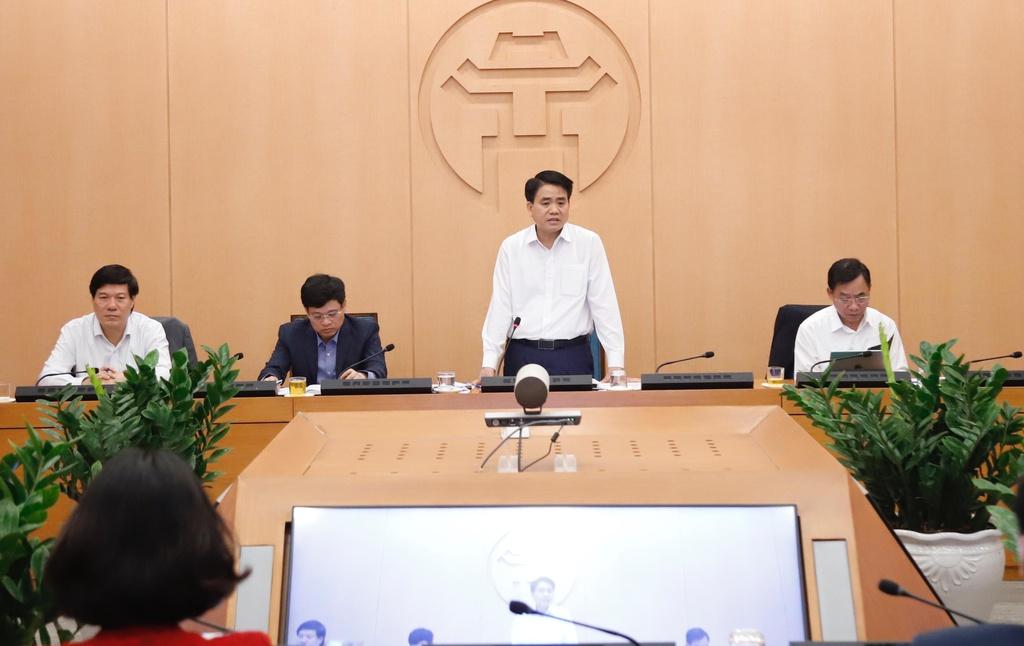 Chủ tịch Hà Nội kêu gọi người dân không ăn thịt chó để phòng dịch Covid-19
