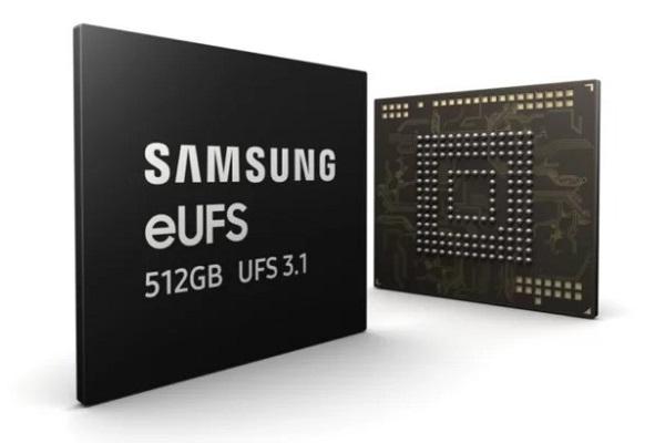 Samsung sản xuất đại trà bộ nhớ nhanh nhất cho flagship smartphone