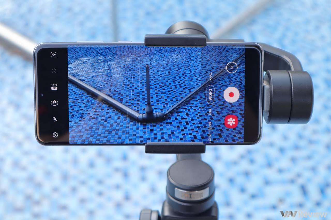Đánh giá khả năng quay video 8K trên Galaxy S20 Ultra: chỉ nét thôi là chưa đủ
