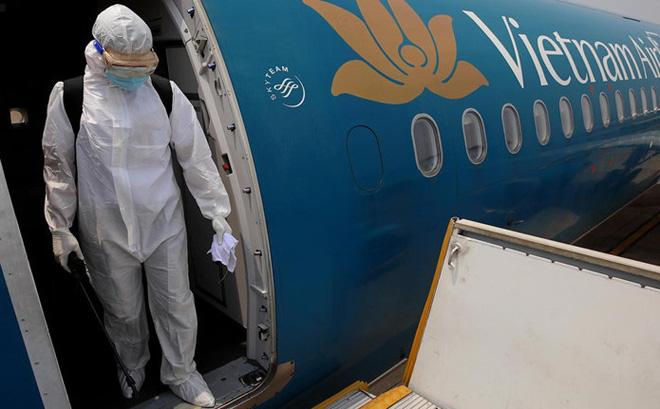 Tiếp viên Vietnam Airlines nhiễm covid-19