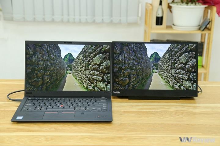 Đánh giá màn hình di động Lenovo ThinkVision M14: Nếu bạn đang tìm màn hình phụ thì nó đây rồi