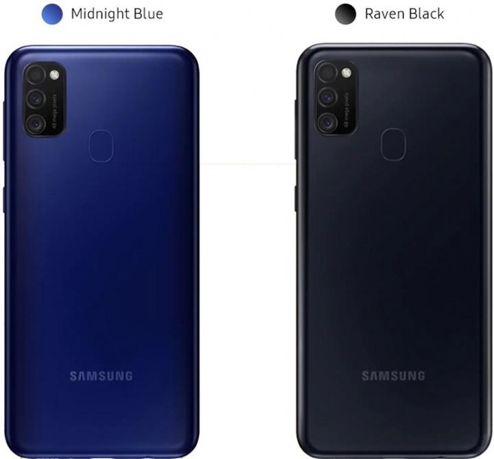 Samsung Galaxy M21 ra mắt: Exynos 9611 SoC, camera chính 48 MP, pin 6000 mAh