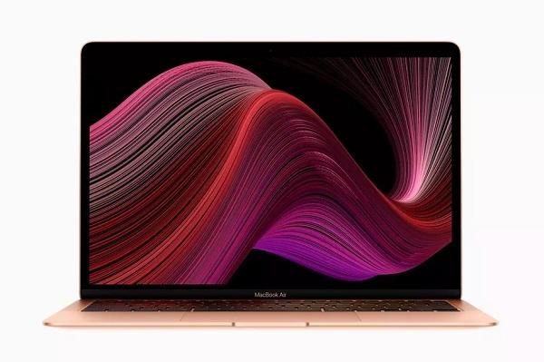 Apple ra mắt MacBook Air mới: Cải thiện bàn phím, hiệu năng tốt hơn và bộ nhớ lưu trữ nhiều hơn