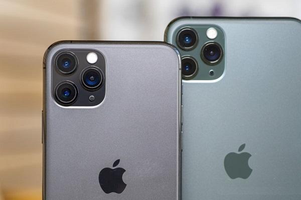 Chỉ iPhone 12 Pro và 12 Pro Max mới có camera 3D ToF