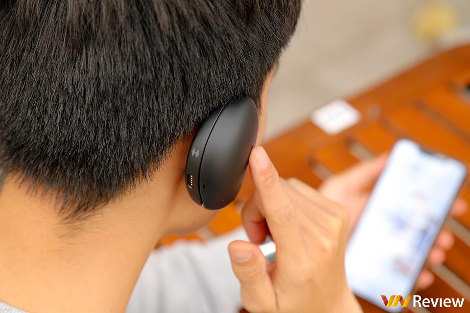 """Đánh giá Human Headphones: tai nghe True Wireless """"dị"""" nhất hành tinh"""
