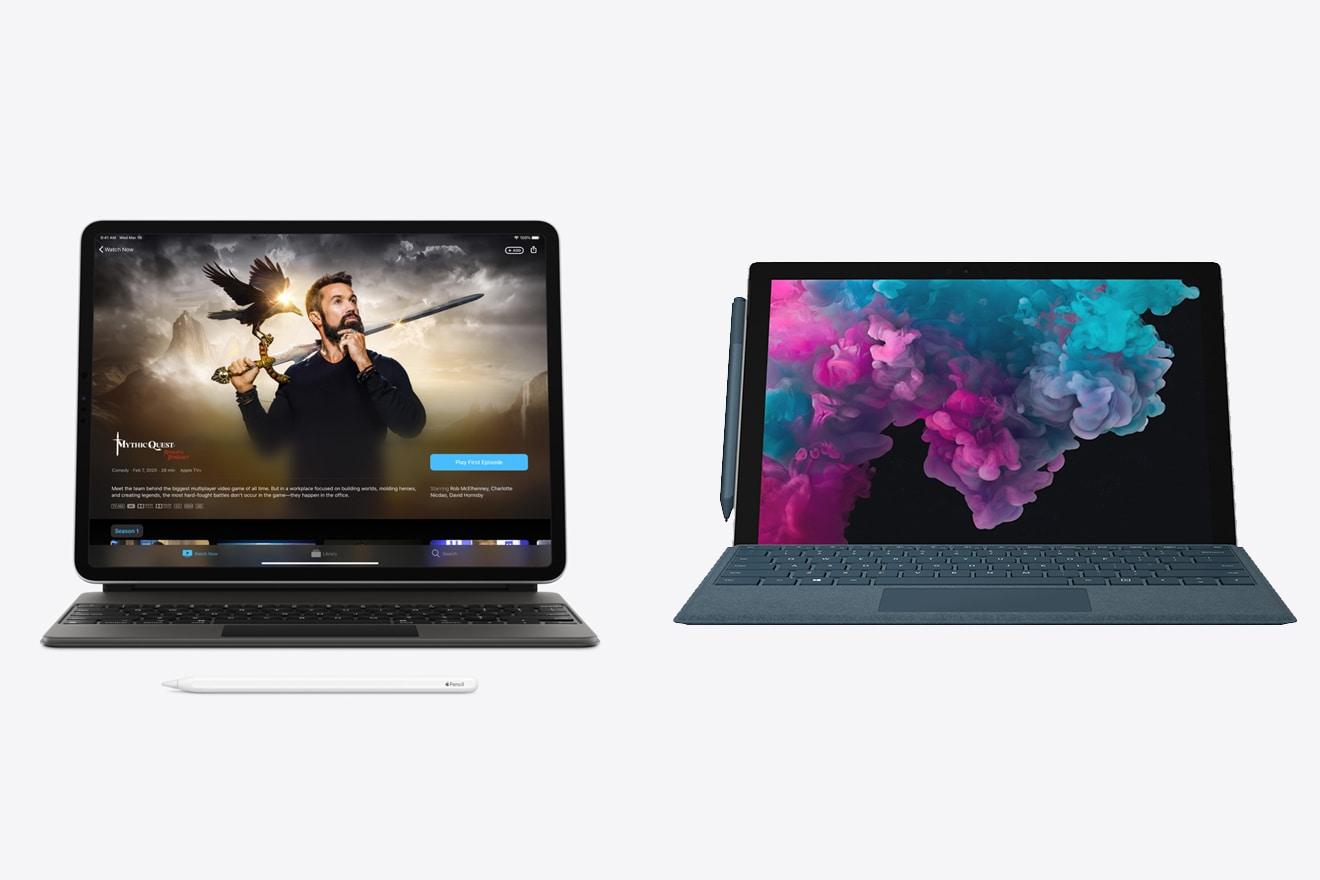 Apple cuối cùng cũng chịu thừa nhận Microsoft đã đúng về máy tính bảng