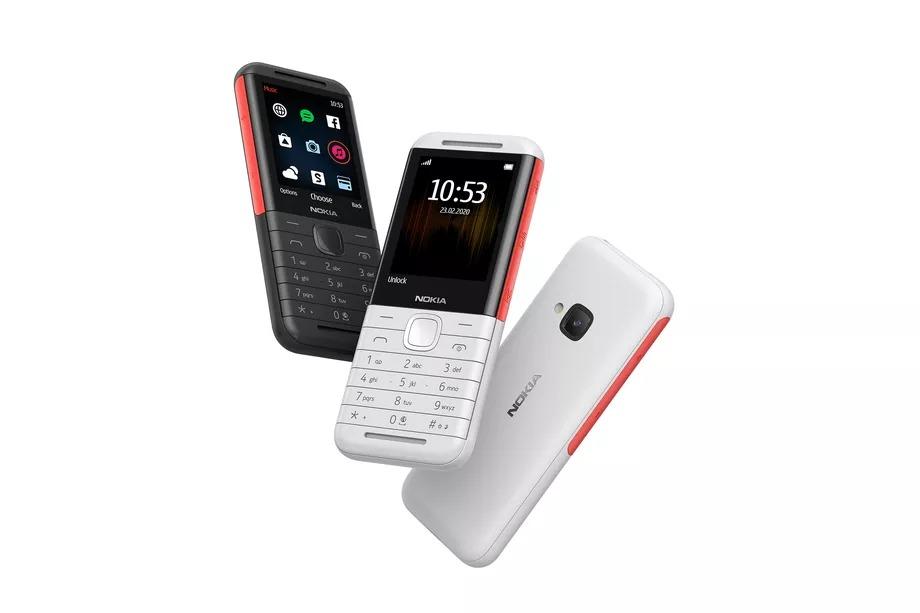 HMD ra mắt Nokia 8.3 5G cùng với bộ 3 điện thoại giá rẻ Nokia 5.3, Nokia 1.3 và Nokia 5310