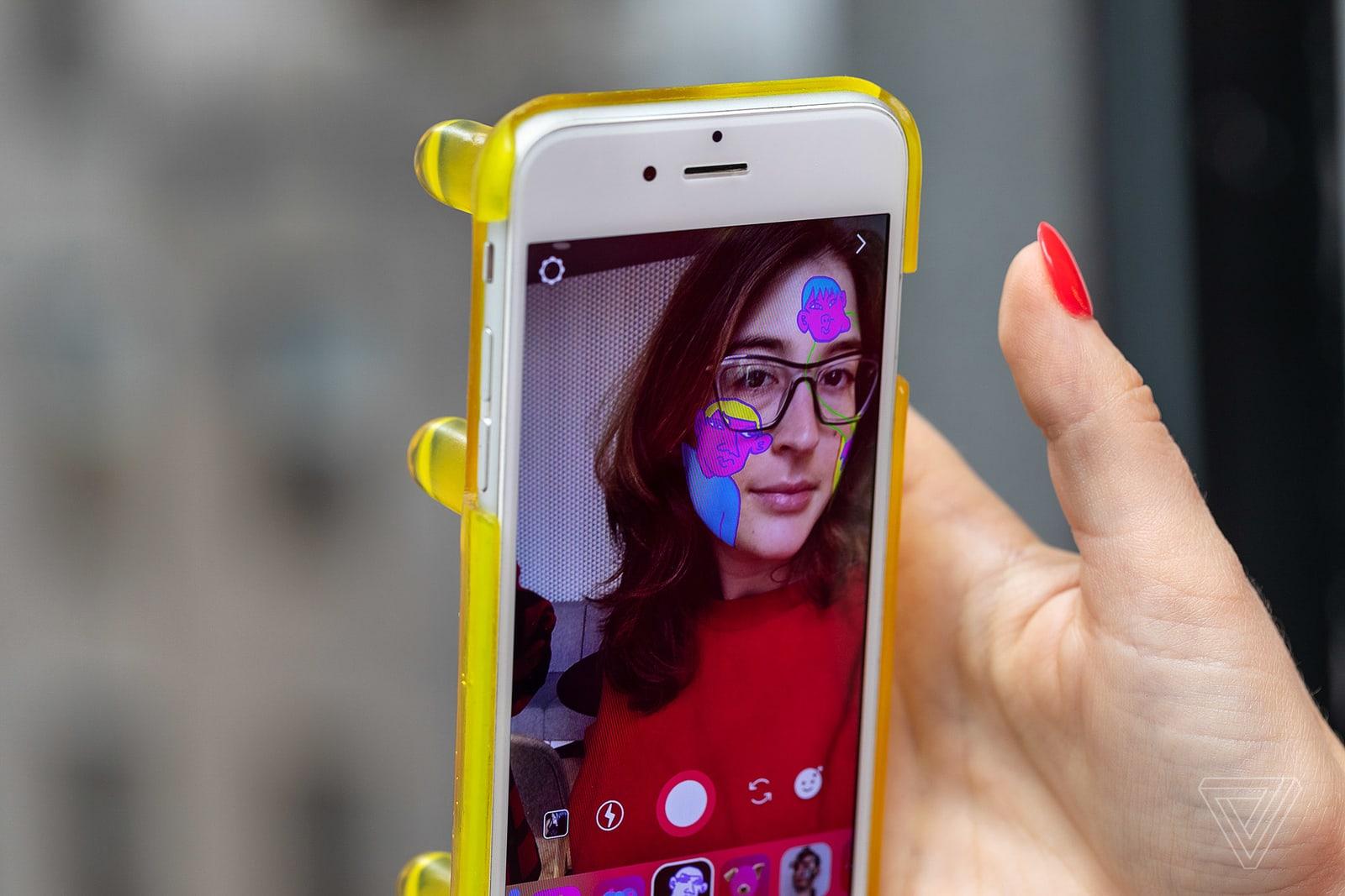 Instagram ngừng duyệt các hiệu ứng thực tế tăng cường mới vì nhân viên nghỉ tránh dịch Covid-19
