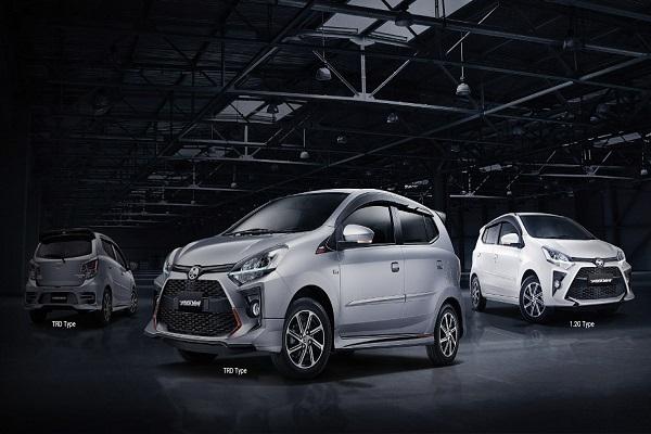 Toyota Wigo 2020 ra mắt tại Indonesia, giá từ 212 triệu đồng