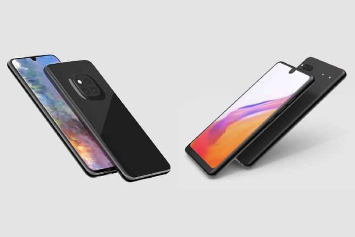 Đây là thiết kế Essential Phone 2 và 3 nếu được tiếp tục phát triển