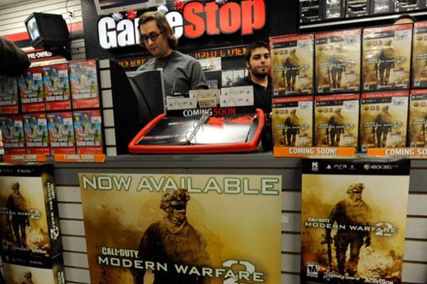 """Cho rằng game là """"hàng thiết yếu"""", cửa hàng game tại Mỹ vẫn mở bất chấp dịch bệnh"""