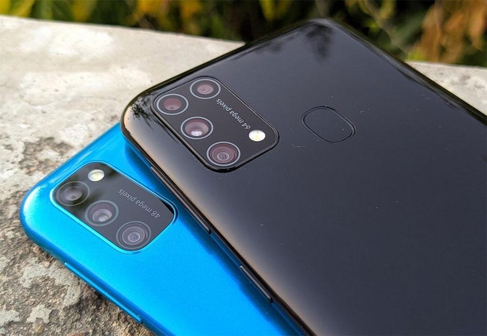 """Mở hộp Samsung Galaxy M31: smartphone pin trâu chạy theo trào lưu """"bếp từ"""""""