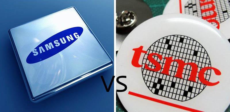 TSMC bỏ xa Samsung trên thị trường đúc chip, thị phần gấp 3 - 4 lần