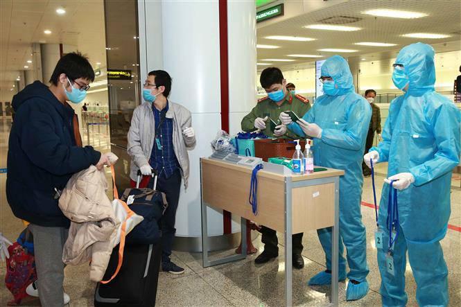 Việt Nam có ca mắc Covid-19 thứ 92, là du học sinh từ Pháp trở về