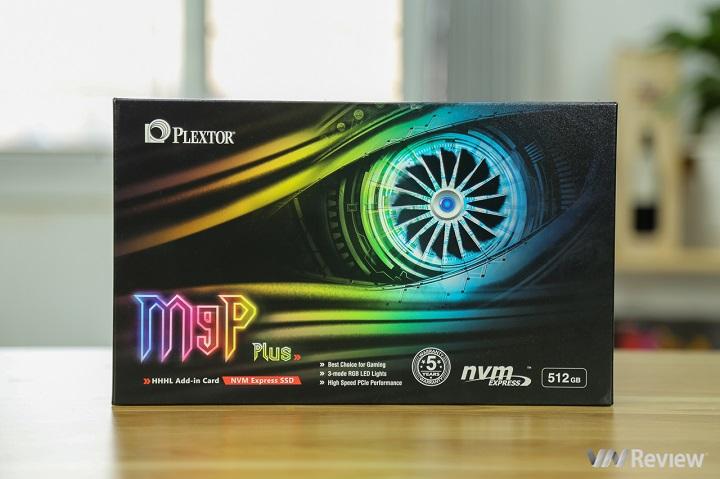 """Đánh giá Plextor M9PY Plus: SSD PCIe hầm hố có cả LED RGB, nhanh """"xé gió"""""""