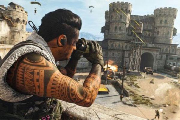 30 triệu người chơi Call of Duty: Warzone sau 10 ngày phát hành