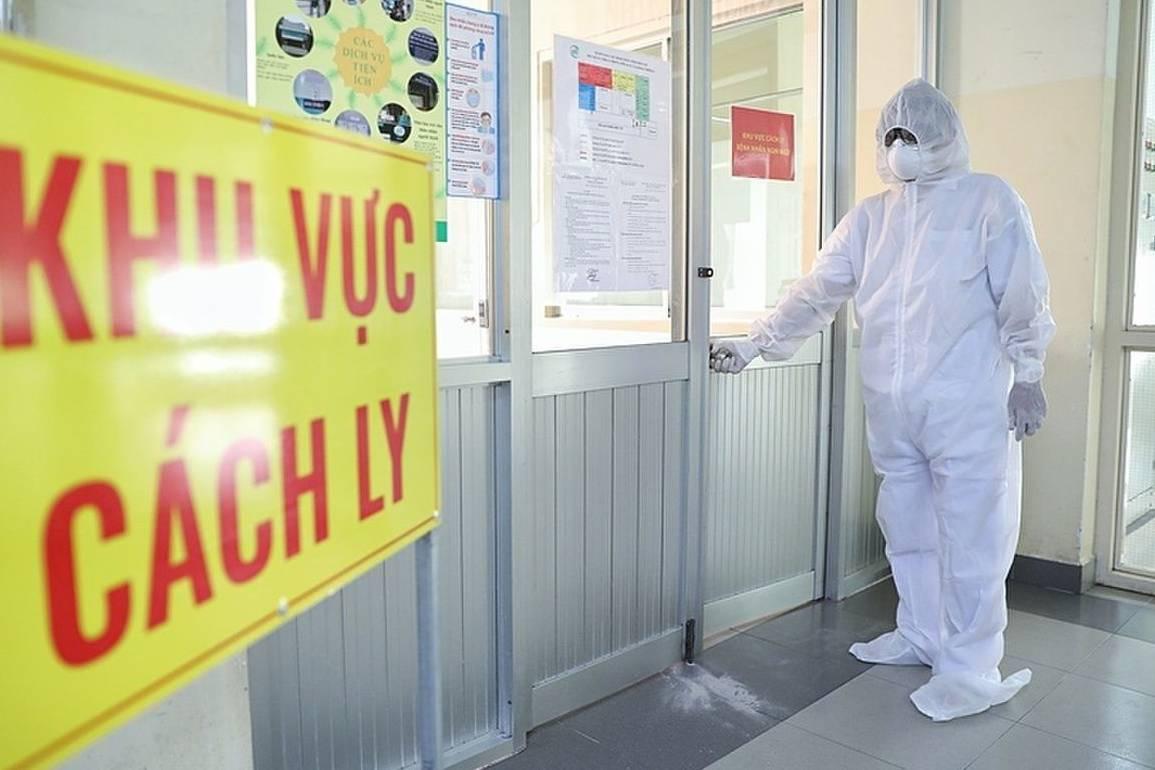 Một bác sĩ Bệnh viện Nhiệt đới TW cơ sở 2 dương tính, tổng số ca nhiễm Covid-19 lên 116
