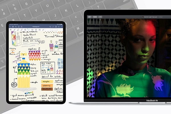MacBook Air mới thua cả iPad Pro 2018 dù nhanh gấp đôi phiên bản cũ