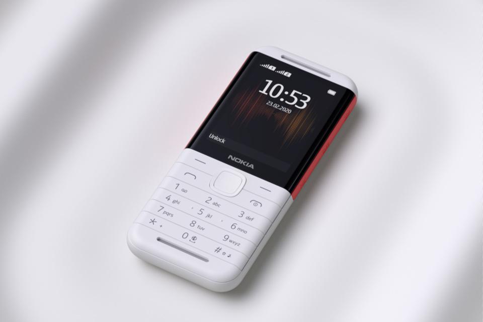 """""""Cục gạch"""" Nokia 5310 Xpress Music bản mới lên kệ tại thị trường Việt Nam, giá 990 nghìn đồng"""
