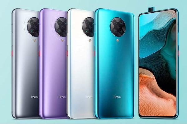 Redmi K30 Pro ra mắt: Snapdragon 865, camera Sony IMX686 64MP, giá từ 10 triệu đồng