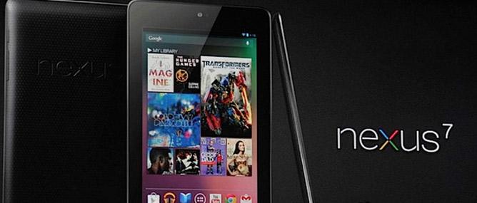 """Google Nexus 7 bị tố """"xài chùa"""" sáng chế của Nokia"""