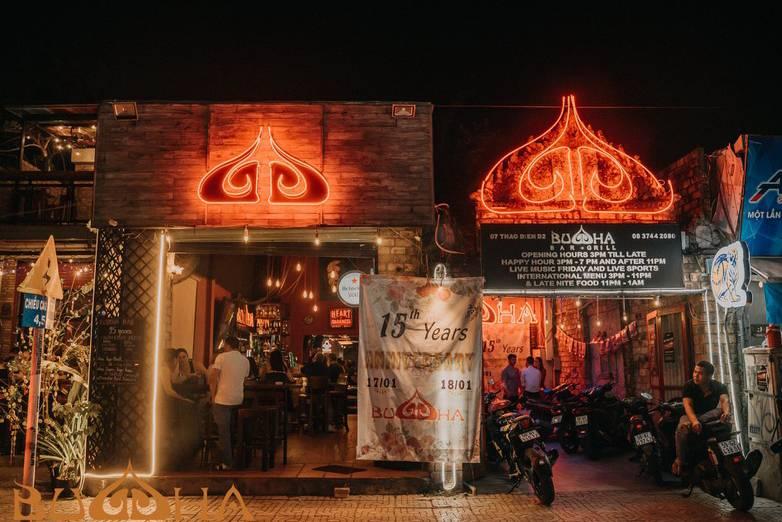 Buddha Bar - từ quán bar sang chảnh đến ổ dịch Covid-19 lớn nhất TP.HCM