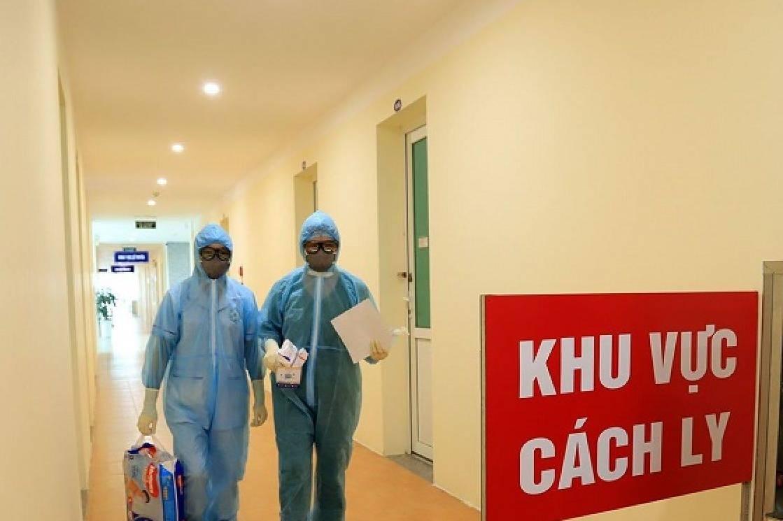 Thêm 7 ca bệnh mắc Covid-19 trong ngày 25/3, có thêm 1 bác sĩ nhiễm bệnh, 6 người từ nước ngoài về