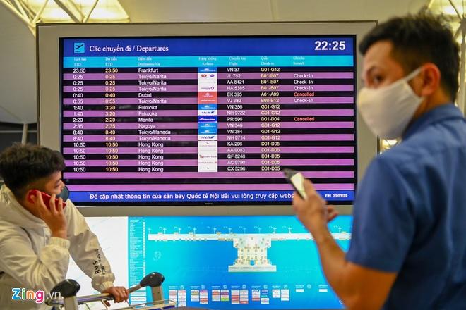 Hàng không Việt dừng hết đường bay quốc tế
