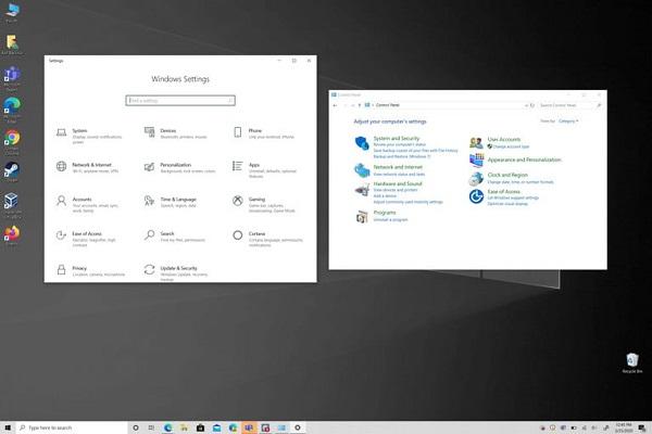 Microsoft có thể sẽ khai tử Control Panel truyền thống trên Windows 10