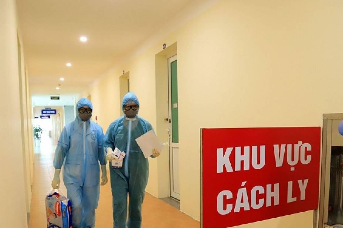 Thêm 5 ca dương tính với Covid-19, 2 ca từ nước ngoài vào Việt Nam trong khoảng 21 - 23/3