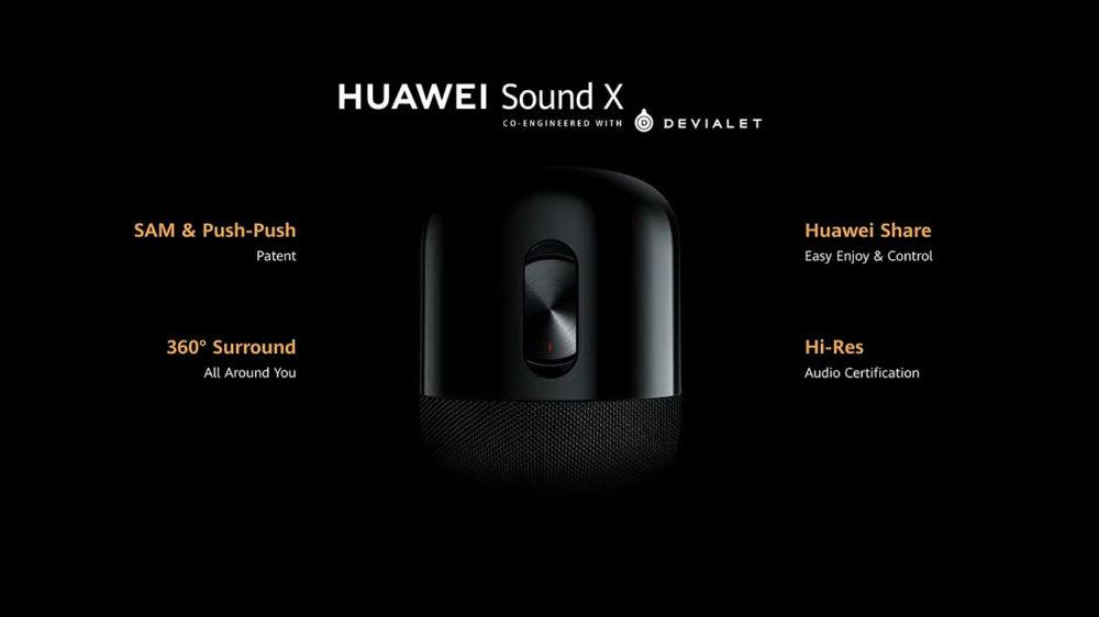 Bên cạnh dòng P40, Huawei cũng ra mắt một smartwatch mới cùng loa không dây đầu tiên của mình