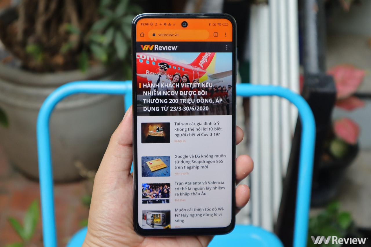 Trên tay Xiaomi Redmi Note 9S: tiếp tục truyền thống giá tỉ lệ nghịch với cấu hình, camera macro gây bất ngờ lớn