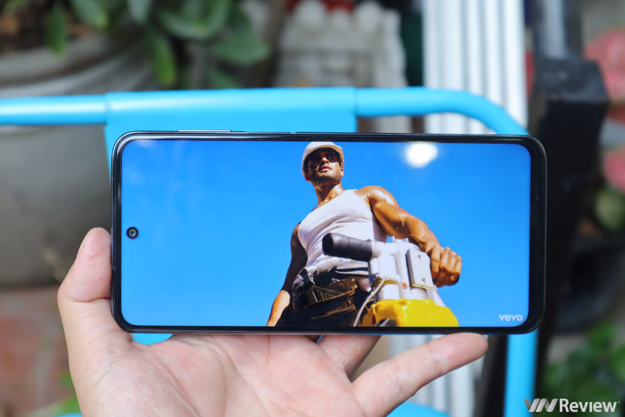 Trên tay Xiaomi Redmi Note 9S