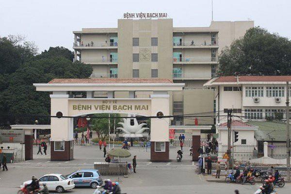 Kết quả xét nghiệm tại các khoa liên quan đến bệnh nhân COVID-19 ở Bệnh viện Bạch Mai đều âm tính