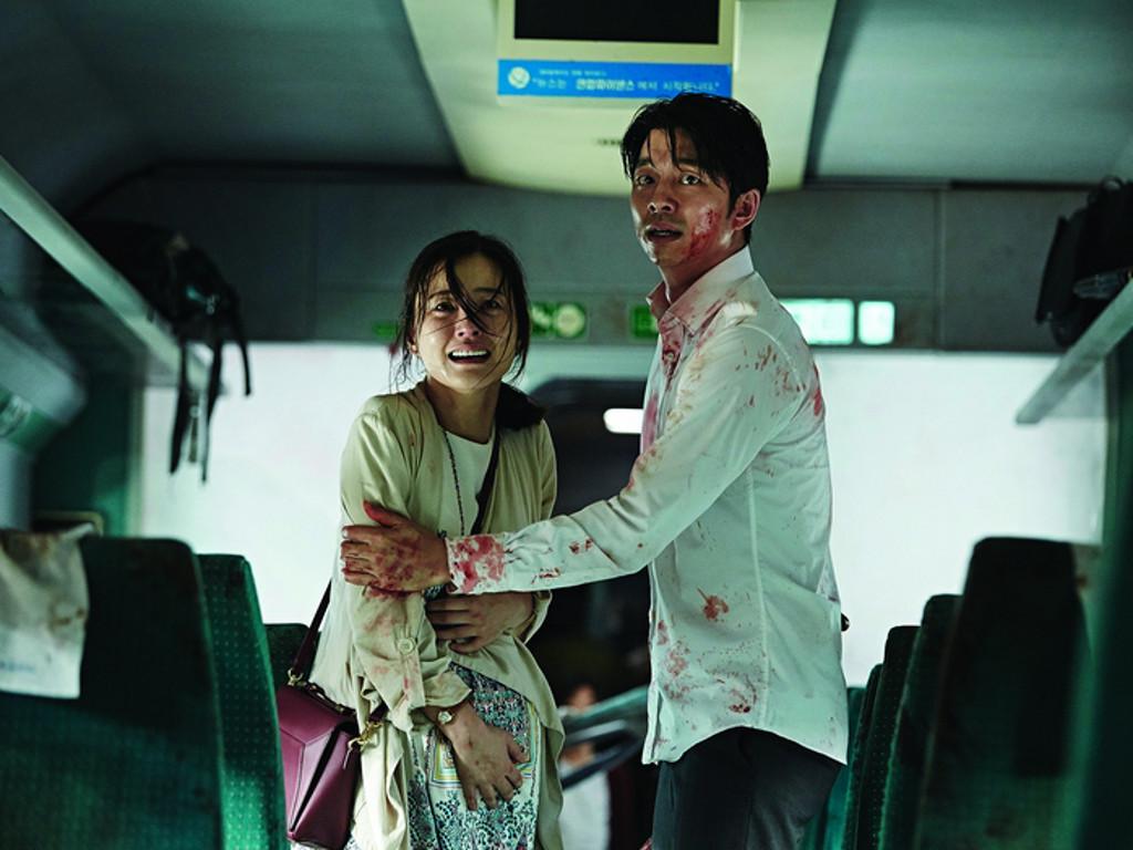 5 tựa phim zombie kịch tính của màn ảnh Hàn