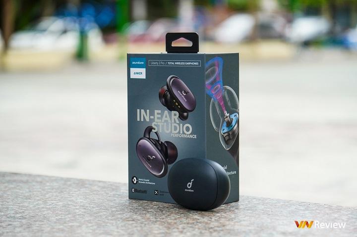 Đánh giá tai nghe true wireless Anker Soundcore Liberty 2 Pro: Chất âm gây bất ngờ