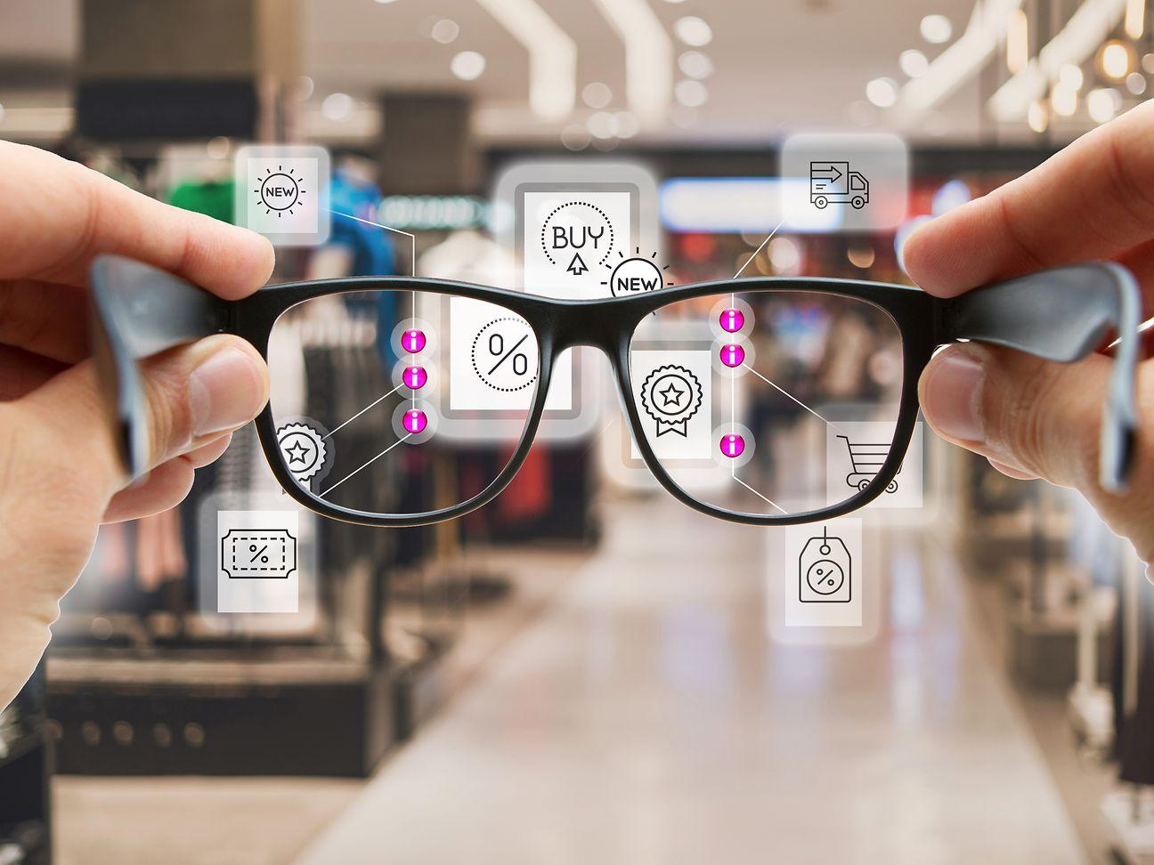 Facebook phát triển kính AR/VR màn hình microLED