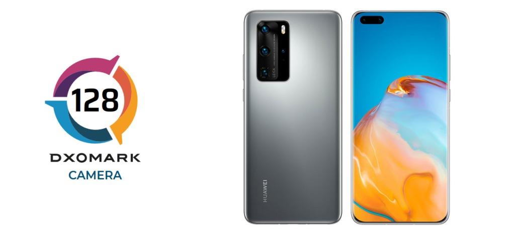 Huawei P40 Pro chiếm ngôi đầu bảng DxOMark về mặt camera với 128 điểm