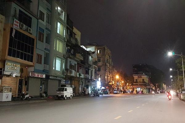 Hải Phòng: Từ 1.4, người dân ra đường sau 22 giờ phải có lý do
