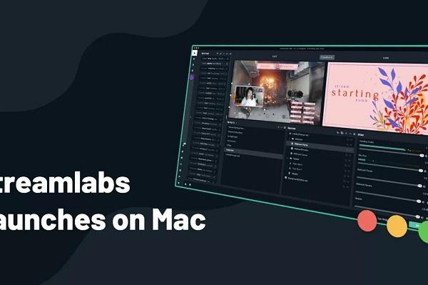 Phần mềm livestream phổ biến Streamlabs OBS hiện đã hỗ trợ cho Mac
