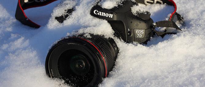 Canon cập nhật firmware cho model 7D