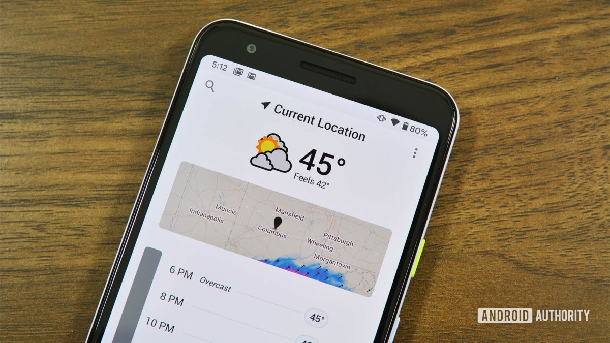 Apple mua lại Dark Sky, ngay lập tức tuyên bố xóa ứng dụng này trên Android