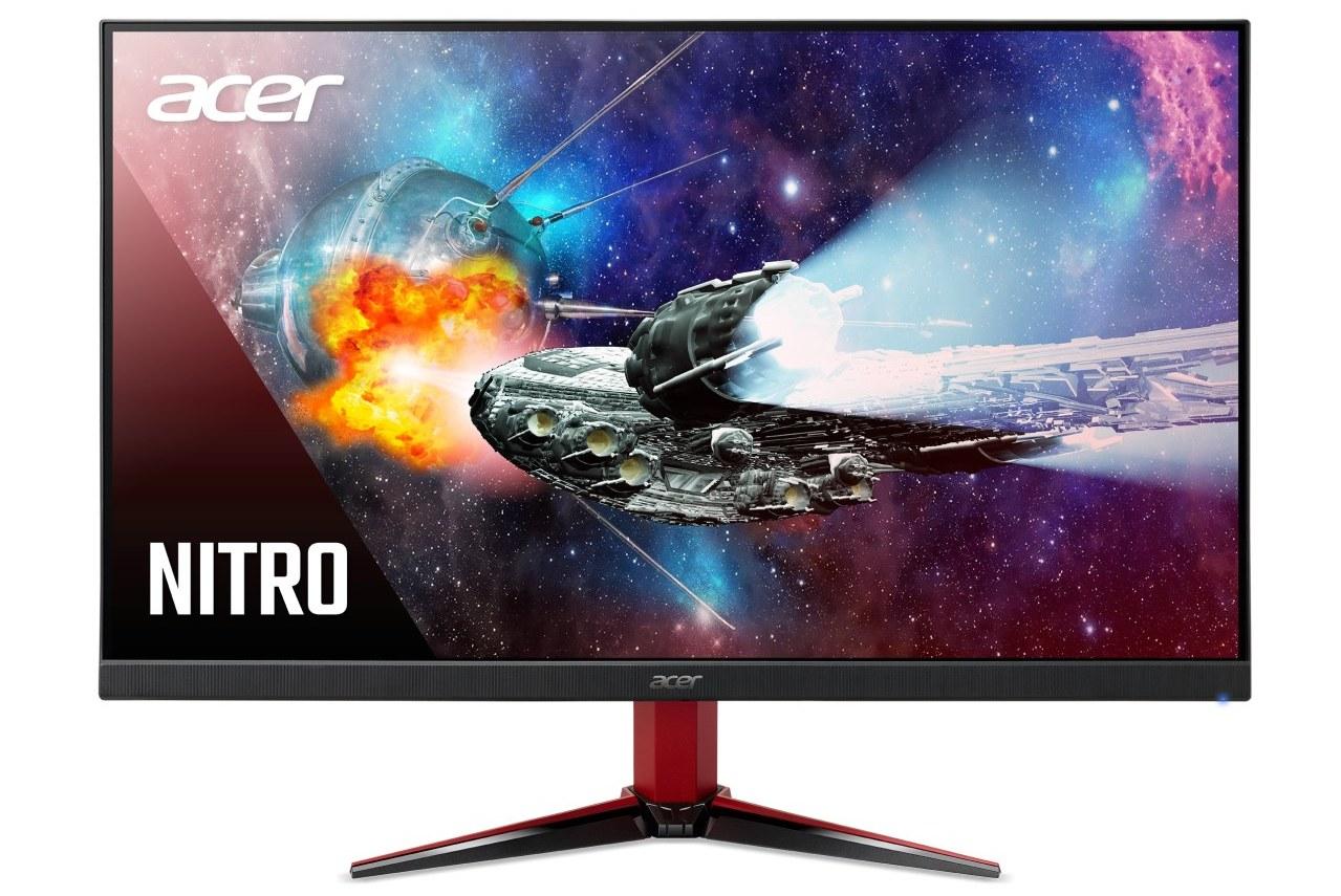 Acer tung bộ đôi màn hình gaming đầu tiên tại Việt Nam có tấm nền IPS 240Hz, tốc độ 0.5ms, giá từ 9 triệu đồng